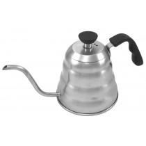 Berties Polished Stainless Steel Coffee Kettle 1.2L