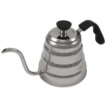Berties Satin Stainless Steel Coffee Kettle 1.2L
