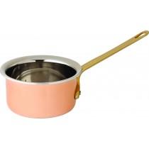 """Utopia Copper Small Saucepan 10cm/4"""""""