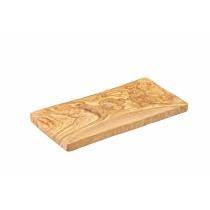 Utopia Olive Wood Rectangular Board 30.5x15cm/12x6""
