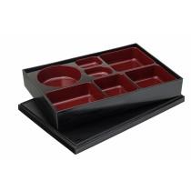 Utopia Luxe Bento Box 7 Compartments 37x25.5x6.5cm/14.5x10x2