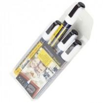 Berties Chalk Pens 2-6mm Chisel Tip White