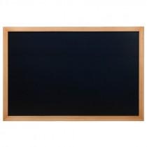 Berties Teak Wall Chalkboard 60x80cm