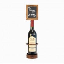 Berties Wine Bottle Chalkboard Display 45 x 10.5cm