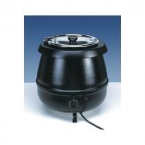 Genware Soup Kettle Electric Wet Heat 10 Litre 34x34x39cm 0.4Kw