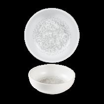 Churchill Art De Cuisine Menu Shades Bowl Caldera Chalk White 34cl-12oz 13.4x3cm