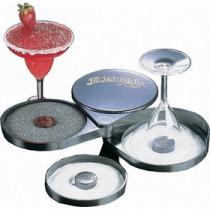 Genware Salt or Sugar Glass Rimmer