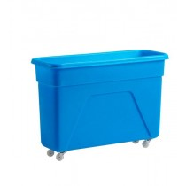 Berties Bottle Skip Trolley 38x14x26.5""