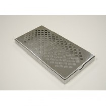Berties Stainless Steel Bar Tray 300x150mm