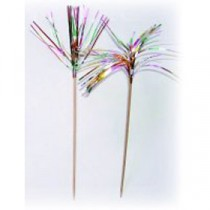 Berties Cocktail Glitter Sticks 6""