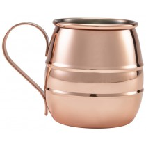 Berties Copper Barrel Mug 50cl/17.5oz