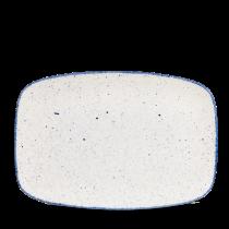 "Churchill Stonecast Hints Chef's Platter No.9 Indigo Blue 35.5x24.5cm-13.9x7.4"""