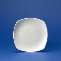 "Churchill X Squared Plate 21.5cm/8.5"""