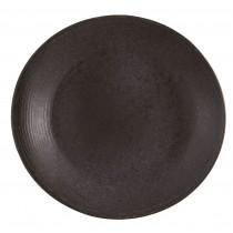 "Casa Alegre Dessert Plate Bronze 24.9x23cm-9.8x9"""
