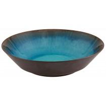 """Casa Alegre Pasta Dish Iris 25.4cm-10"""""""