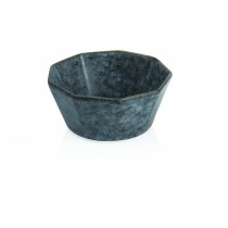 "Heritage Stoneware Strata Stone Octagonal Dish 11cm-3.9"""
