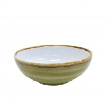 "Sango Java Coupe Bowl Meadow Green 16.8cm-6.5"""