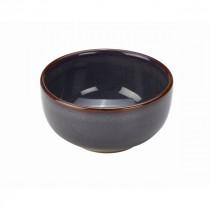 "Terra Stoneware Round Bowl Blue 11.5cm-4.5"""