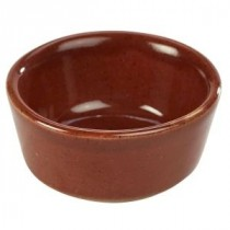 Terra Stoneware Ramekin Red 4.5cl-1.5oz