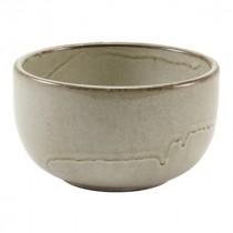 "Terra Porcelain Round Bowl Grey 12.5cm-4.9"""