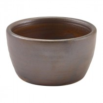 Terra Porcelain Ramekin Rustic Copper 13cl-4.5oz