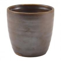 Terra Porcelain Chip Cup Rustic Copper 32cl-11.25oz