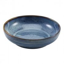 """Terra Porcelain Coupe Bowl Aqua Blue 20cm-7.9"""""""