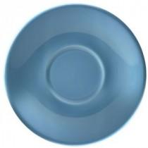"Genware Saucer Blue 16cm-6.3"""
