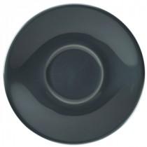 """Genware Saucer Grey 13.5cm-5.3"""""""