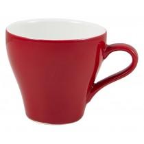 Genware Tulip Cup Red 18cl-6.25oz