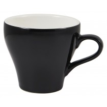 Genware Tulip Cup Black 35cl-12.25oz