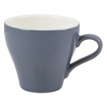 Genware Tulip Cup Grey 18cl-6.25oz