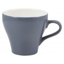Genware Tulip Cup Grey 35cl-12.25oz