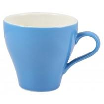 Genware Tulip Cup Blue 28cl-10oz