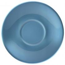 "Genware Saucer Blue 14.5cm-5.75"""