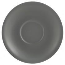 """Genware Saucer Matt Grey 12cm-4.7"""""""