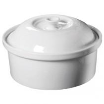 Genware Round Casserole Dish 150cl/53oz