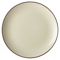 "Utopia Soho Stone Coupe Plate 16cm-6.25"""