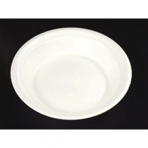 Berties White EPS Foam Bowl 12oz