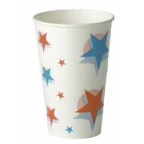 Berties Star Ball Cold Cup 12oz