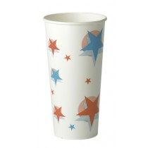 Berties Star Ball Cold Cup 22oz