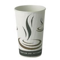 Berties Weave Double Wall Hot Cup 45cl/16oz