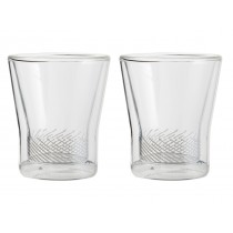 Randwyck Double Walled Glass Espresso Cup 3oz