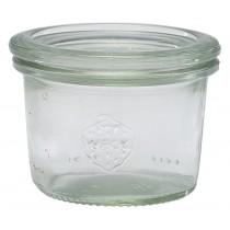 Weck Mini Jar & Lid 8cl/2.8oz