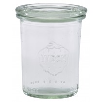 Weck Mini Jar & Lid 16cl/5.6oz