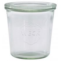 Weck Jar & Lid 58cl/20.4oz 10cm Dia