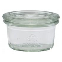 Weck Mini Jar & Lid 5cl/1.75oz