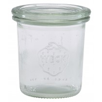 Weck Mini Jar & Lid 14cl/4.9oz