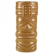 Berties Brown Tiki Mug 40cl/14oz
