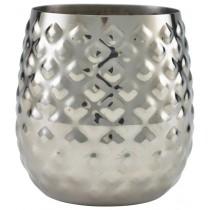 Berties Stainless Steel Pineapple Cup 44cl/15.5oz